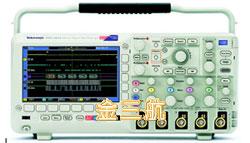 MSO2014数字荧光示波器