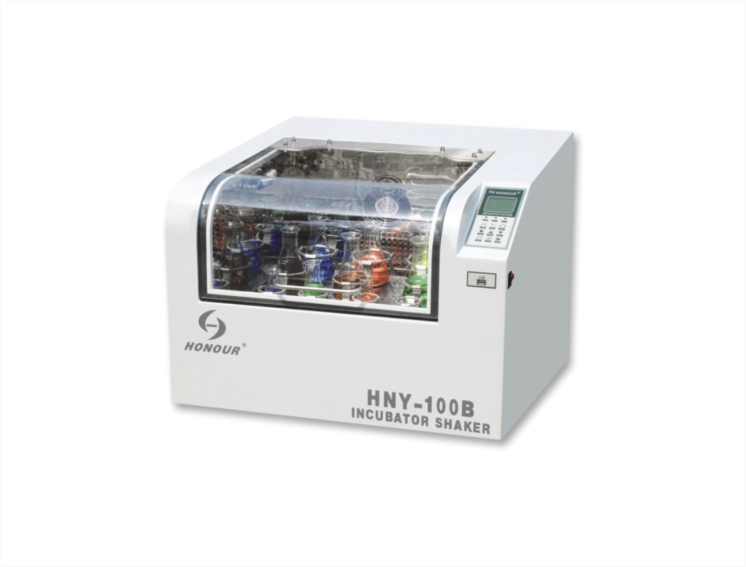 HNY-100B台式智能恒温培养摇床(振荡器)