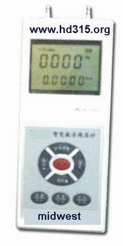 智能数字微压计/压力计