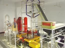 氧气转炉炼钢模型【实体模型教具】