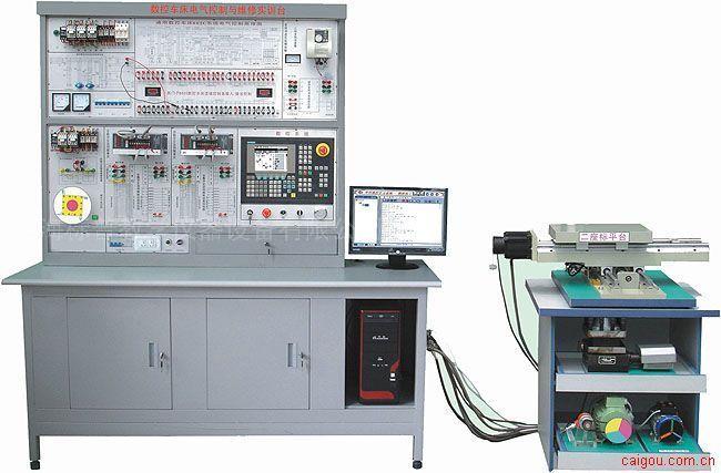數控車床電氣控制與維修實訓臺(西門子802C)