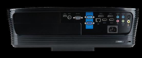 三大杀手锏 宏碁U5200反射式投影机深度解析