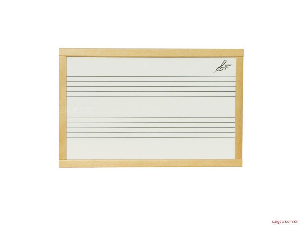 木边框广告白板 (FW51L)