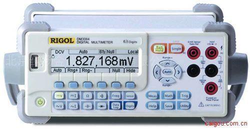DM3068系列數字萬用表