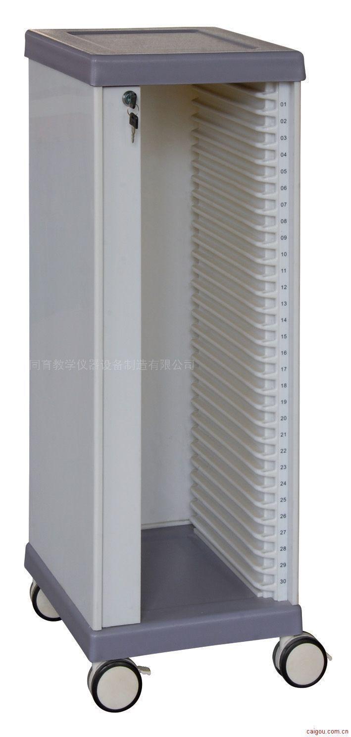 G25—30格全塑病历夹车