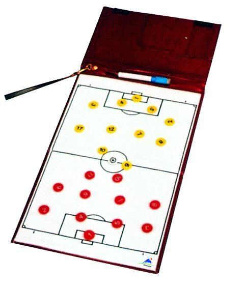 足球示教图