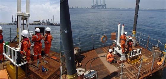 疏浚行业的领头企业中标印尼人工岛
