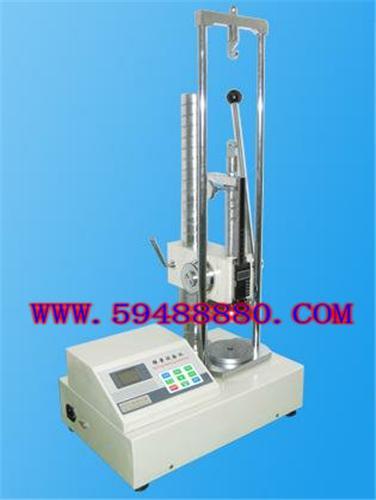 电子数显弹簧拉压试验机 型号:UJN01/HT-100
