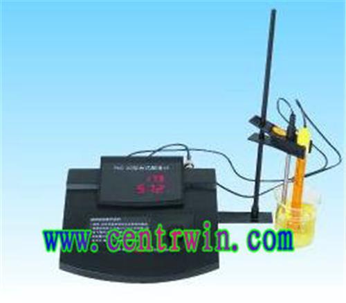 台式酸度计 型号:BYJPHS-3C