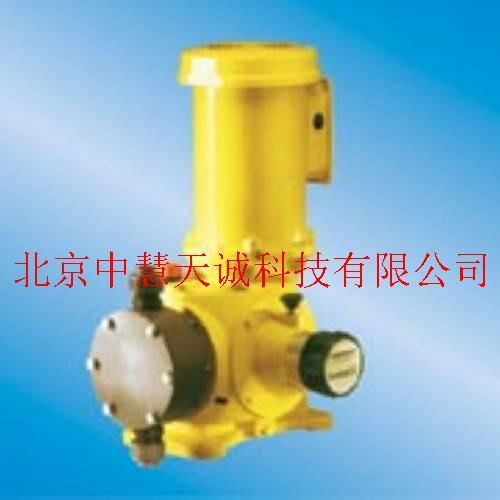 机械隔膜计量泵 美国 型号:VD/GM/GB-01