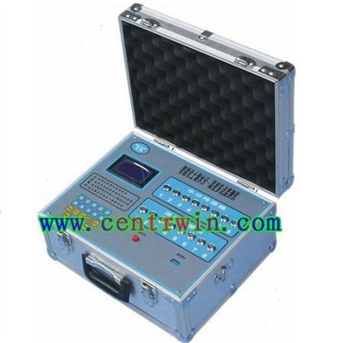 智能化土壤水分温度多点监测仪 型号:TLK-YTSW-1D