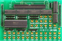 DICE-8086KⅡ型微机原理接口综合实验装置