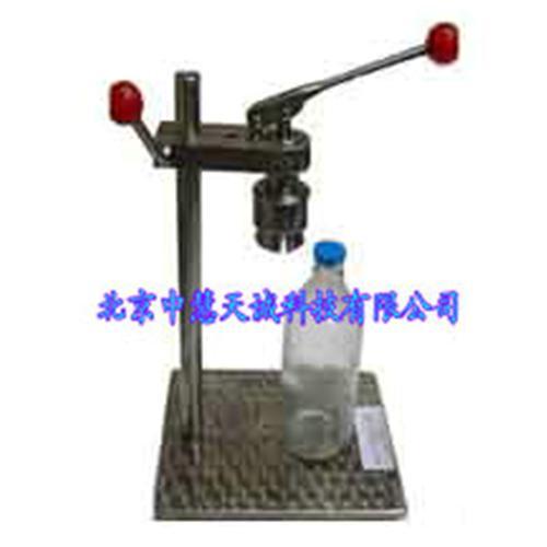 台式手动轧盖机/起盖器/压盖钳 型号:SYJK-12