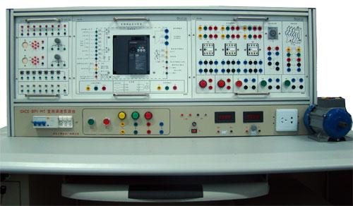 DICE-BP1-MT变频调速实训台