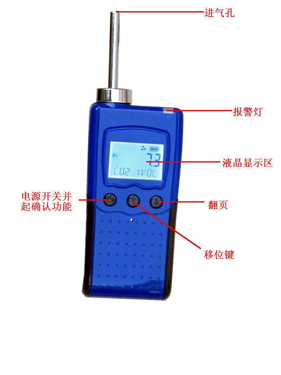 便携式四氯乙烯检测报警仪 原装现货