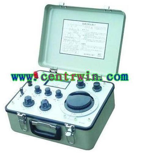 直流电位差计 型号:GS-LUJ33A