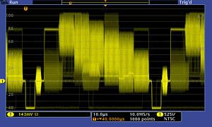 混合信号示波器