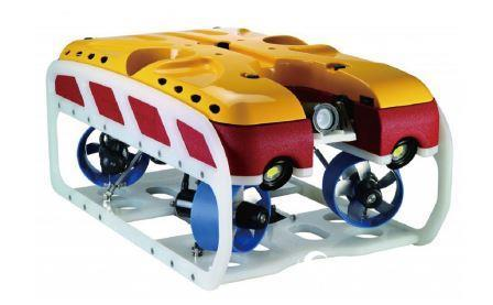 鱼类跟踪监测DISCOVERY-300观察级机器人