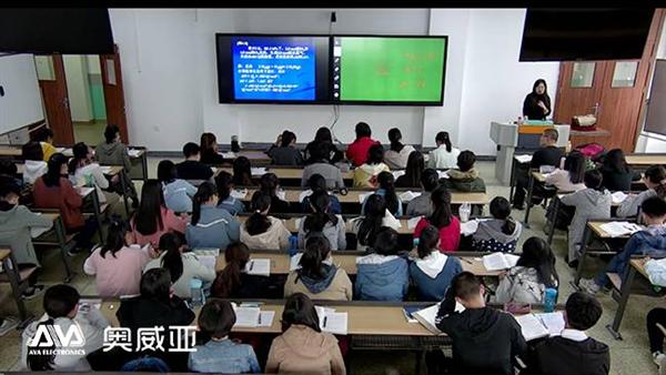 信息技术冲击下高校教改 智慧教室的成功探索